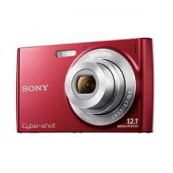 Sony DSC-W510 - Rojo