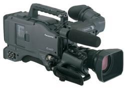 Videocámara 23 3-CCD 169 P2 HD con CineGamma, TM Software e interfase IEEE 1394