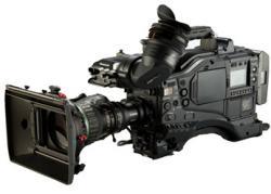 Videocámara Cine P2HD