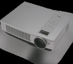 LG BX401C Proyección